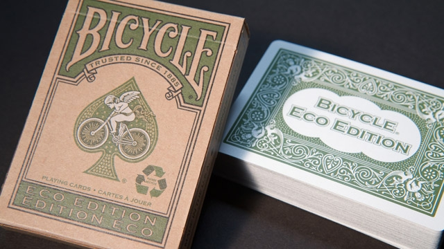 Bicycle Eco by USPCC
