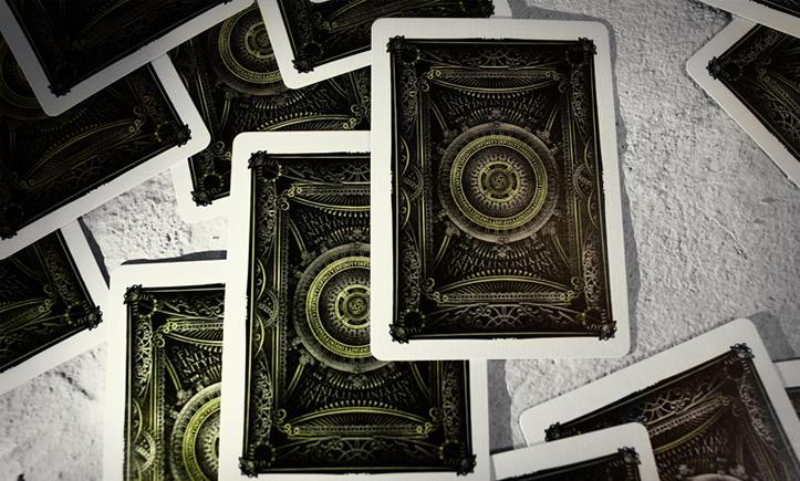 Карты игральные Infinity