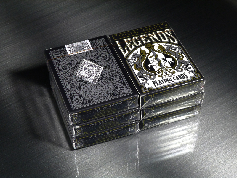 Legends Black by Conjuring Arts