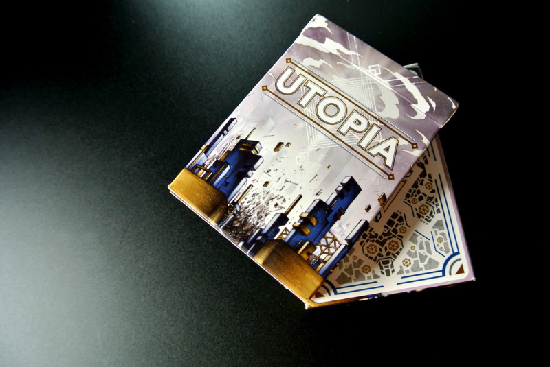 Utopia by Card Experiment