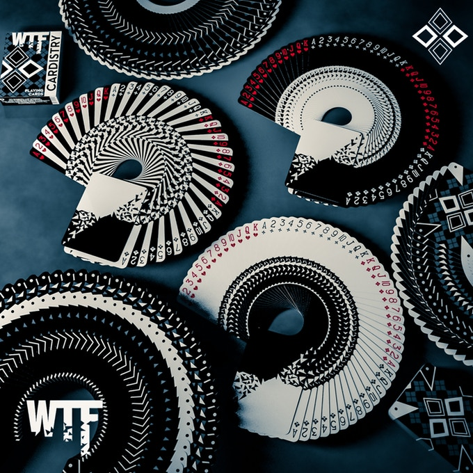 WTF CARDISTRY by Handlordz LLC